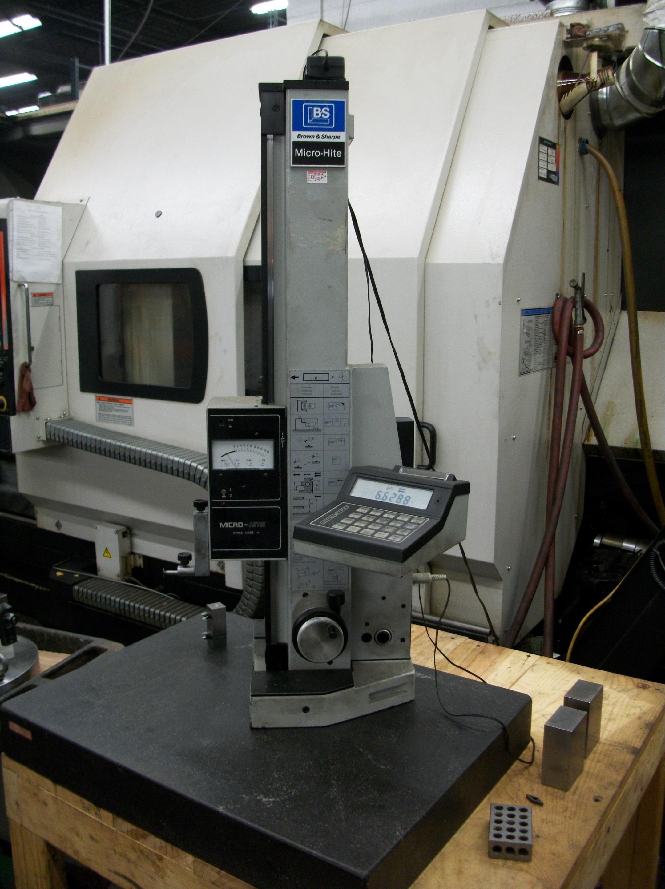 quality machine inc